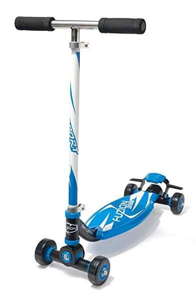 Fuzion 4 Wheel Sport Kids Scooter Review With Images Kids