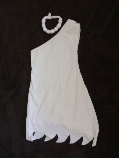 Make your own Wilma Flintstone Costume
