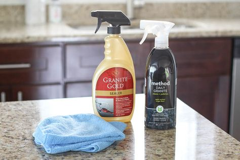 how to seal granite countertops supplies Zillow Digs