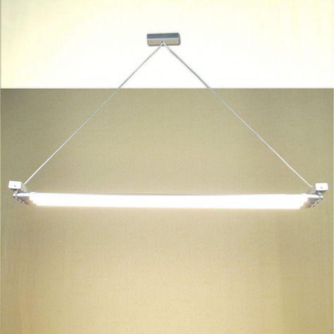 333_LED-S3 lampada da soffitto pendente a led per ufficio: disponibile ...
