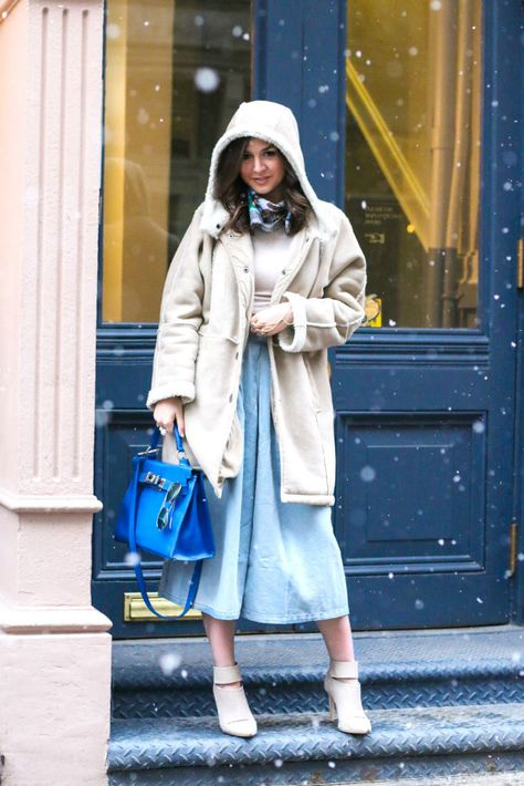 NYFW FW15 Look of the Day 3 Lexicon of Style