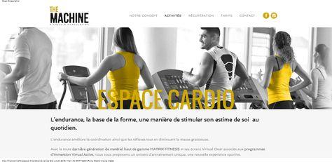 The Machine Fitness Premium Guyancourt Cycling Guyancourt