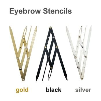 Eyebrowstencils Shop Online World S Largest Best And Top Collection Of Eyebrowstencils Permanent Makeup Supplies Makeup Supplies Eyebrow Stencil