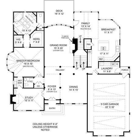The House Designers Thd 5989 Builder Ready Blueprints To Build A Colonial House Plan With Slab Foundation 5 Printed Sets Walmart Com Colonial House Plans Basement House Plans Victorian House Plans