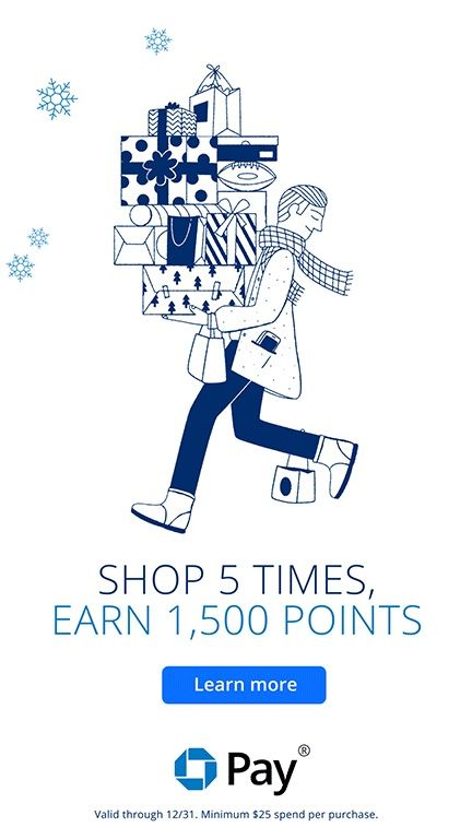 There S Still Time To Give And Get Back This Holiday Season Earn 1 500 Extra Ultimate Rewards Points When You Use Your Freedom Unlimited Or Sapphire Card In Th