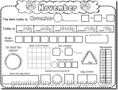 It is INCREDIBLE.  Seriously has EVERYTHING you need to teach calendar in the most cute and fun way possible!!!!  I will definitely be using it this year, and every year!!!