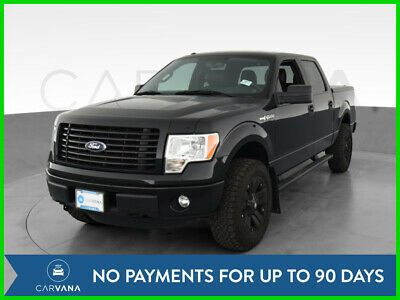 Ebay Advertisement 2014 Ford F 150 F150 Supercrew Cab Stx Pickup 4d 5 1 2 Ft V8 Flex Fuel 5 0 Liter Auto 6 Spd Selectshft 4wd Hill Start In 2020 Ford F150 F150 Ford
