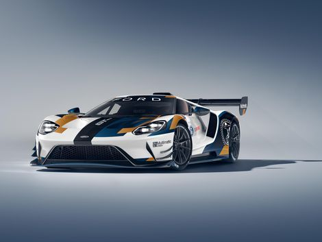 Ford Gt Mk Ii Is Part Supercar Part Race Car All Awesome En 2020 Autos Deportivos Autos Rapidos Ford Gt