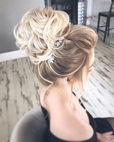 Updo Hairstyles 2019 Are Best Hairstyles For Formal Occasions Pageant Hair Updo Pageant Hair Wedding Hairstyles Updo