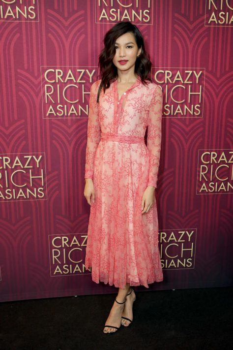 Gemma Chan - Fashion hits and misses for April 2018