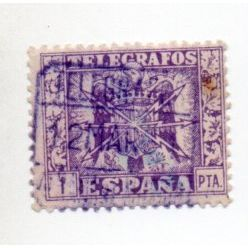 Portugal 1940 S 1pta Used Telegraph Stamp Off Paper On Ebid United Kingdom 183246563 Stamp Paper Postage Stamps