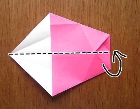 折り紙で器にもなる桜 さくら の立体的で簡単な折り方 作り方 折り紙の花 折り紙 花 折り紙 さくら