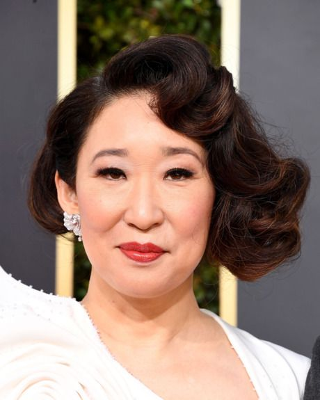 10 Stunning Short Hairstyles From The 2019 Golden Globe