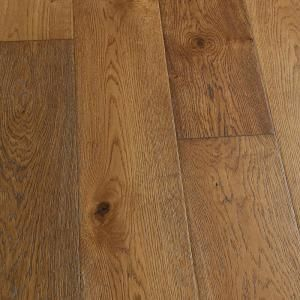 Malibu Wide Plank French Oak Vanderbilt 1 2 In T X 7 5 In W X Varying Length Engineered Click Hardwood Flooring 23 44 Sq Ft Case Hdmccl150ef The Home De In 2020 Engineered Hardwood