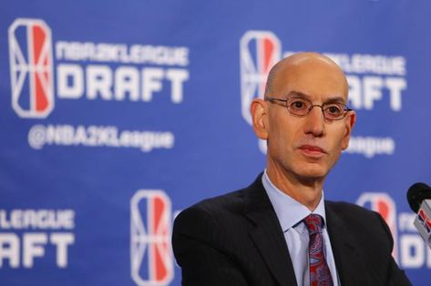 The Phoenix Suns will have the #1 pick in next month's NBA
