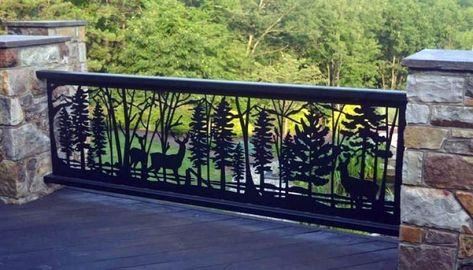 Garduri Moderne In Zona Rezidentiala Pipera Traforate Ro