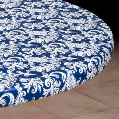 Medium Round Table Cover Round Table Covers Table Covers Vinyl Table Covers