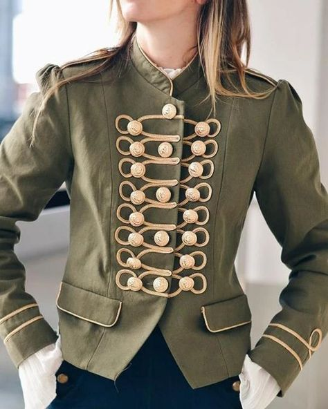 Vintage Fashion Inwrought Long Sleeve Coat – Prilly outwear fashion outwear jacket warm coat outfit coats for women #fallcoats#warm#casualcoats