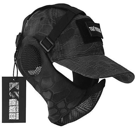 Tactical T Shirts, Tactical Wear, Tactical Clothing, Airsoft Mesh Mask, Airsoft Helmet, Paintball Mask, Tactical Helmet, Ear Protection, Cool Masks