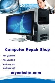 Best Computer Repair And Other Images On   Flyer
