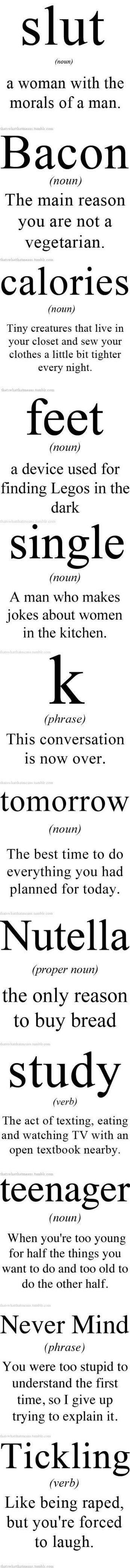 hahaha so true..