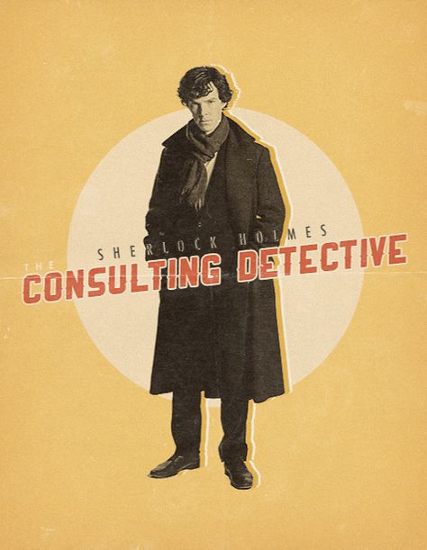 Consulting detective...