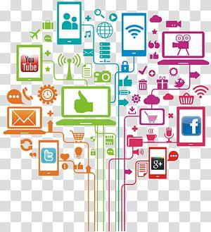 Youtube Twitter Google And Facebook Logos Social Media Marketing Digital In 2020 Social Media Marketing Digital Marketing Business Marketing Strategy Social Media