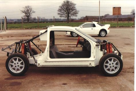 The 1984 86 Ford Rs200 Carros Kart