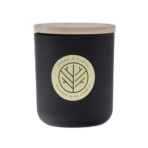 DW Naturals Richly Scented Candle Sapphire SEA Blossom in Large Jar with Lid