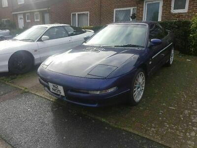 Ebay Modern Classic Ford Probe With Personalised Plate 2020
