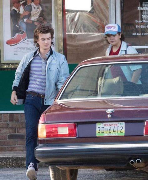 Stranger Things series Season 4 footage shared - NSF - Music Magazine
