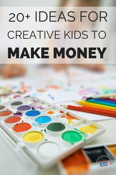104 Best How To Make Money As A Kid Images On Pinterest