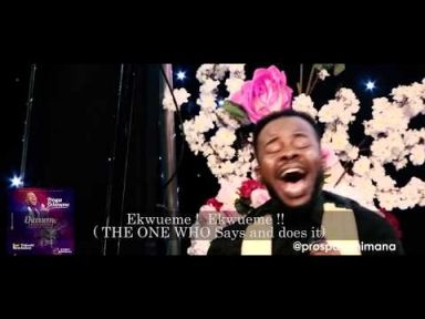 10 38mb Prospa Ochimana Ekwueme Feat Osinachi Nwachukwu Download Mp3 Waploaded Worship Songs Lyrics Praise And Worship Songs Praise Songs