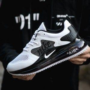 Running Shoes Men S Nike Air Vapormax Tn 720 In Deep Blue White Black Nike Shoes Air Max Nike Air Shoes Sneakers