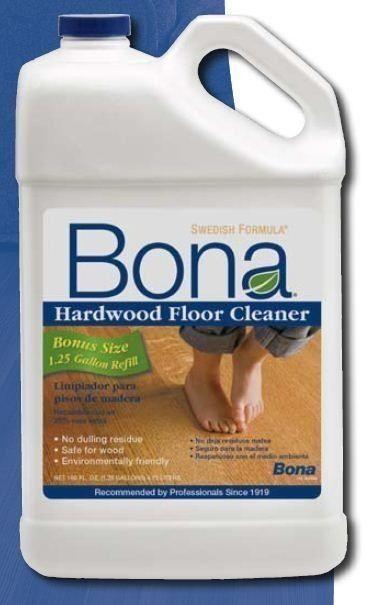 Bona 1 25 Gallon Hardwood Floor Cleaner Refill Wm700056001 Hardwood Floor Cleaner Floor Cleaner Hardwood Floors