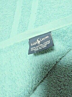 Ebay Sponsored New Ralph Lauren Large Bath 100 Cotton Bath