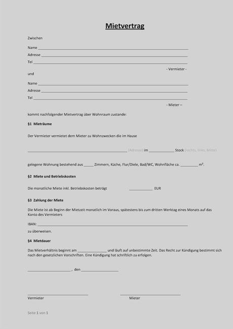 Mietvertrag Vorlage Gratis Download : mietvertrag, vorlage, gratis, download, Einfacher, Mietvertrag, Vorlage, Kostenlos, Diese, Können, Erstaunlich, Ideen, Reparatur, Paperblog