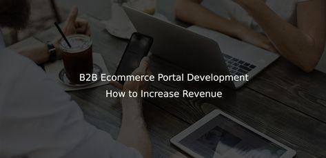 B2B Ecommerce Portal Development – How to Increase Revenue