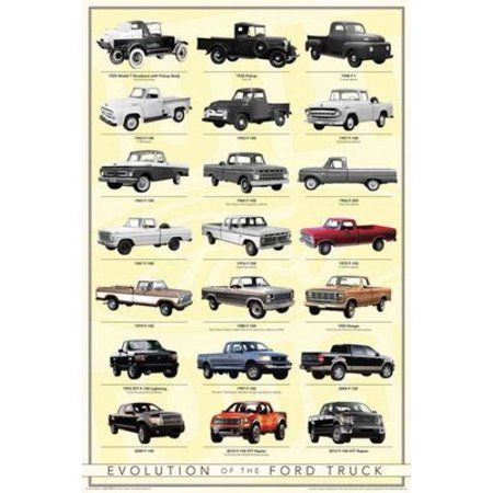 CHEVY CLASSIC HOT ROD NEW A4 POSTER GLOSS PRINT LAMINATED