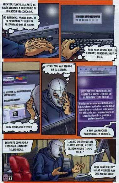 Pin En Comic