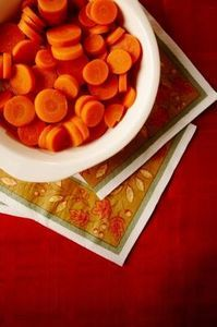 How To Remove Carrot Stains From