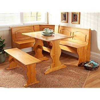 Corner Kitchen Table Pine Chairs Kitchen Nook Table Furniture