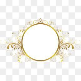 Moldura Png Images Vetores E Arquivos Psd Download Gratis Em Pngtree Poster Background Design Gold Texture Background Mirror Illustration