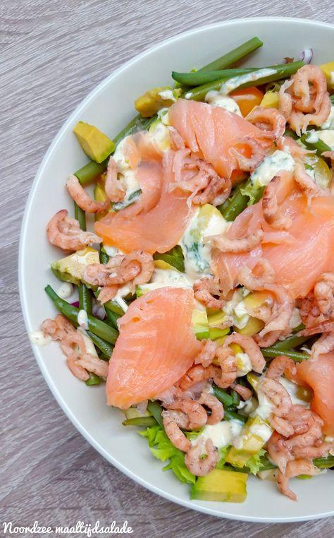 Noordzee salade