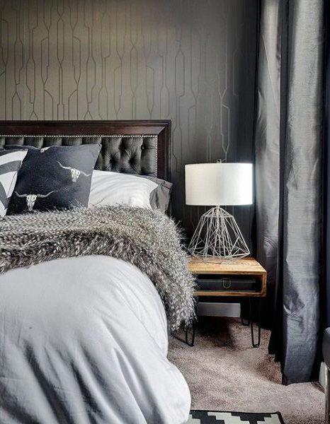 Men Bedroom Sets Bachelor Pads #Kidfurniture ...