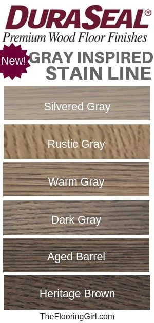 New Gray Blended Hardwood Stains By Duraseal Grey Stained Wood Wood Floor Stain Colors Hardwood Floor Stain Colors