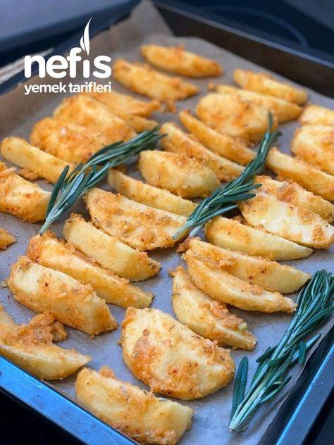 Mısır Unlu Çıtır Patates – Nefis Yemek Tarifleri
