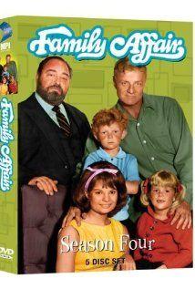 I adored this show!!!!!! Family Affair (TV Series 1966–1971)