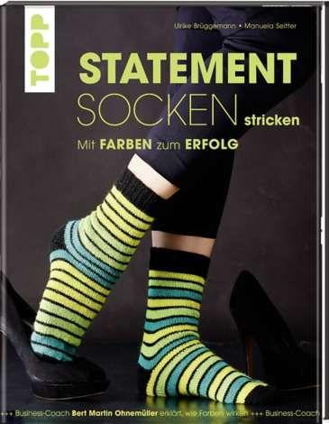 Buch 'Statement Socken stricken Mit Farben zum Erfolg