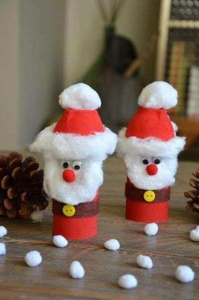 Lavoretti Di Natale Per Bimbi Asilo Nido.Pin Su Natale